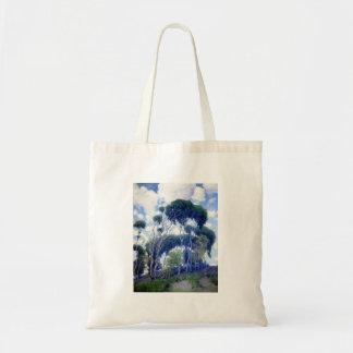 Guy Rose - Laguna Eucalyptus - Art Masterpiece Tote Bag