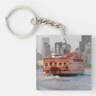 Guy V. Molinari key chain