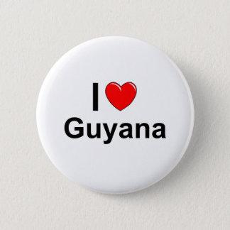 Guyana 2 Inch Round Button