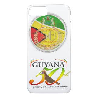guyana anniversary phone case