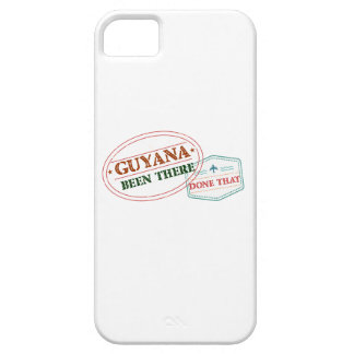 Guyana Been There Done That iPhone 5 Case
