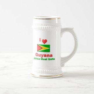 Guyana Beer Stein