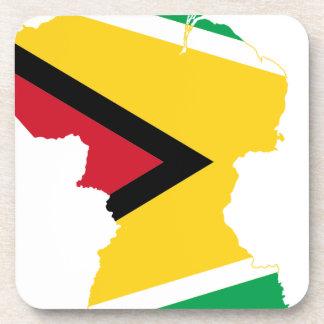 Guyana Beverage Coasters