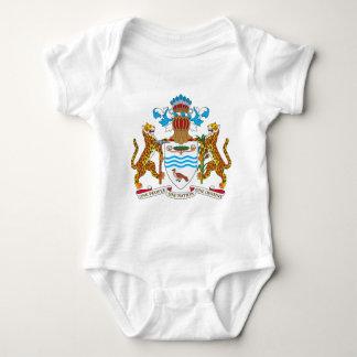 Guyana Coat of Arms Baby Bodysuit