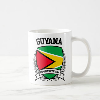 Guyana Coffee Mug