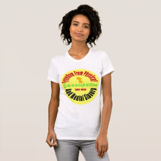 Guyana Emancipation T- Shirt