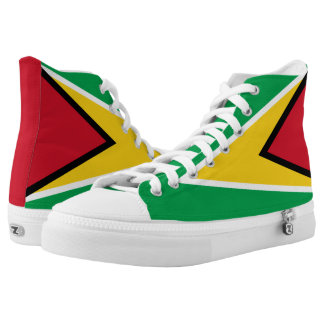 Guyana Flag High Tops