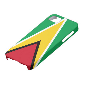 Guyana Flag iPhone 5 Case