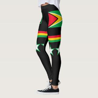 Guyana Flag Leggings