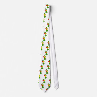 Guyana Flag Map full size Tie