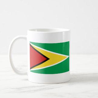 Guyana Flag ~ Map Mug