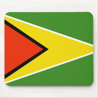 Guyana Flag Mousepad
