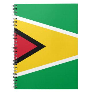 Guyana Flag Notebook