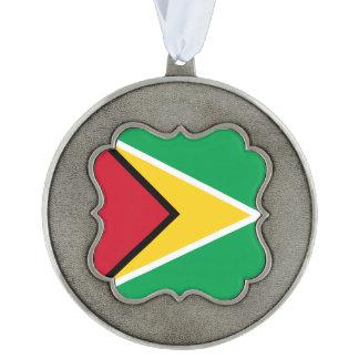 Guyana Flag Ornament