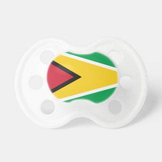 Guyana Flag Pacifier
