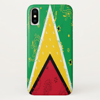 Guyana Flag Phone Case