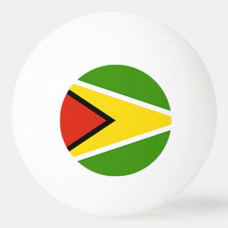 Guyana Flag Ping-Pong Ball