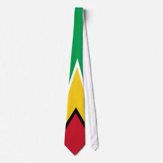 Guyana Flag Tie