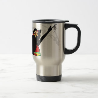 Guyana Girl Travel Mug