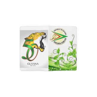 Guyana Independence design Pocketbook Pocket Moleskine Notebook