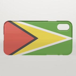 Guyana iPhone X Case