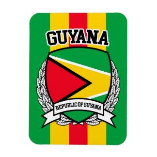 Guyana Magnet