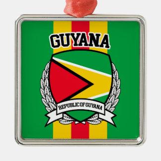 Guyana Metal Ornament