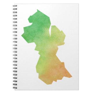 Guyana Notebooks