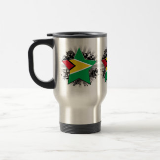 Guyana Star Travel Mug