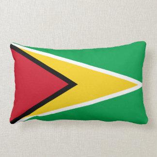 Guyanese flag pillow