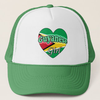 Guyanese Girl Trucker Hat