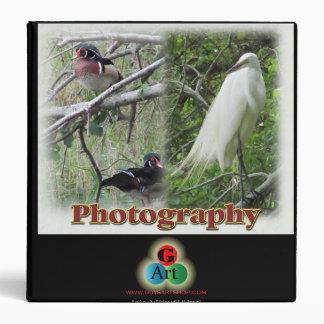 Guy's Art Shop Photography Binder