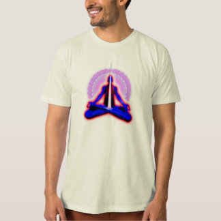 Guys 'Peace Pipe' Organic T-Shirt