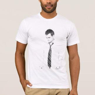 "Guys White ""Friend of JCAM"" T-Shirt"