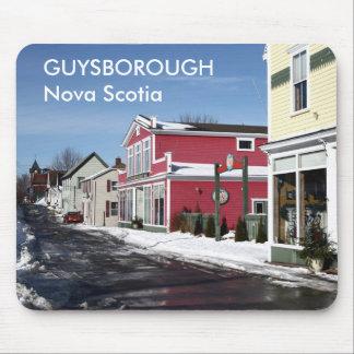 Guysborough, Nova Scotia Mouse Pad