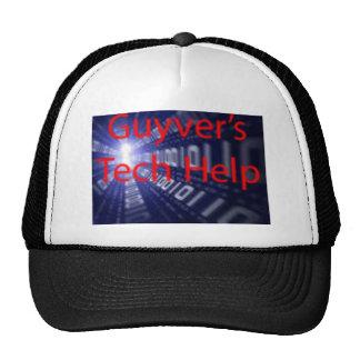 Guyver's Tech Help Products Trucker Hat