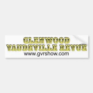 GVR Sticker