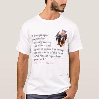 "GW ""Foes of the Republic T-Shirt"