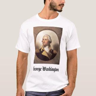 gw, George Washington - Customized T-Shirt