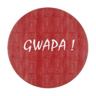 gwapa text Cebuano Filipino Tagalog Boards