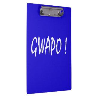 gwapo text handsome Tagalog filipino cebuano Clipboard