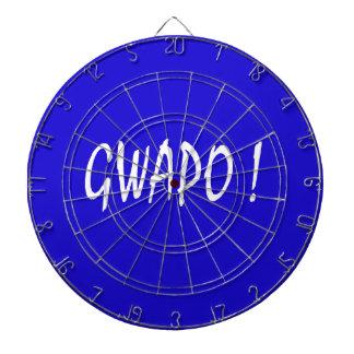 gwapo text handsome Tagalog filipino cebuano Dartboard