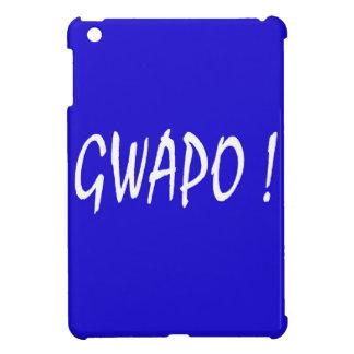 gwapo text handsome Tagalog filipino cebuano iPad Mini Cover