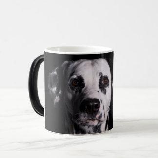GWDC Dalmatian Photo Contest Magic Mug