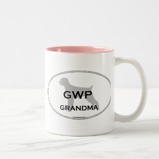GWP Grandma Two-Tone Coffee Mug
