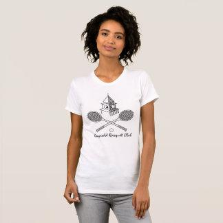 Gwynedd traditional logo women's updated Printed T T-Shirt