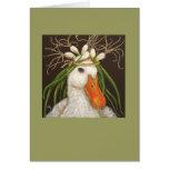 Gwyneth the duck card