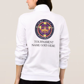 Gwynned Racquet Club Tournament Jacket