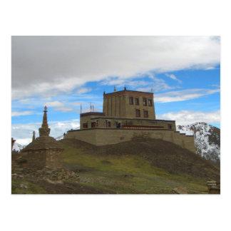 Gyandrak Monastery Postcard
