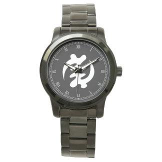 Gye Nyame   God is Supreme Symbol Watch